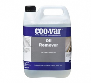 Coo-Var Oil Remover | paints4trade.com